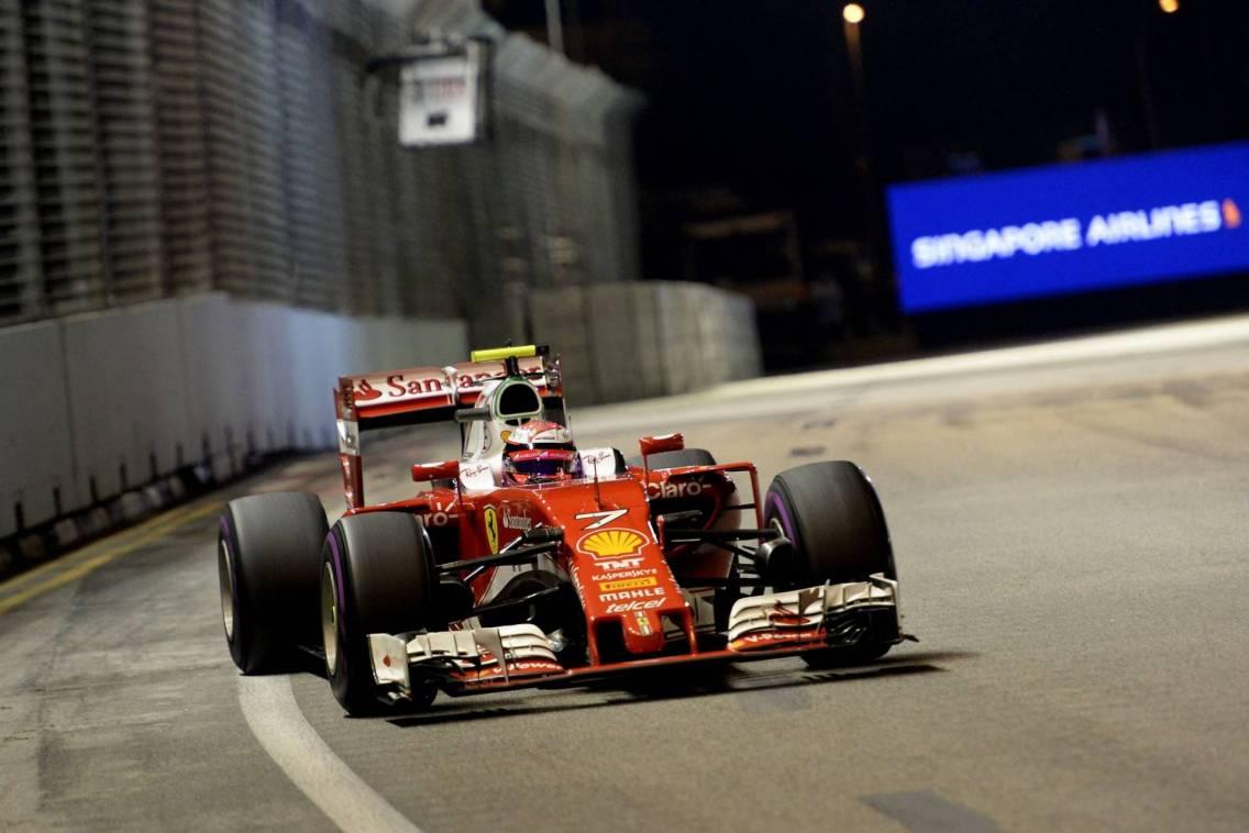 F1 Singapore, Hamilton: