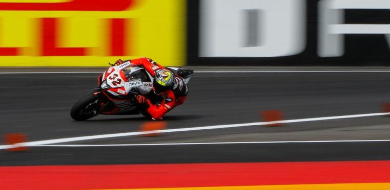 SBK: Savadori velocissimo al Lausitzring