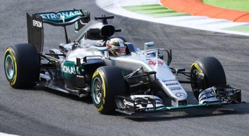 F1 | Pole position numero 56 per Lewis Hamilton al Gp d'Italia