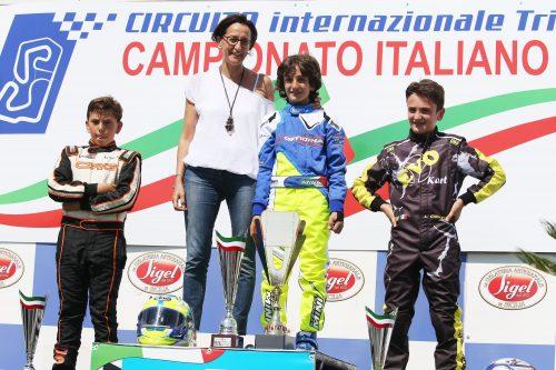 Karting | I vincitori delle Finali a Triscina per il Campionato Italiano