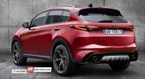 Alfa Romeo | La Stelvio, la SUV che si vedrà in anteprima al salone di Los Angeles