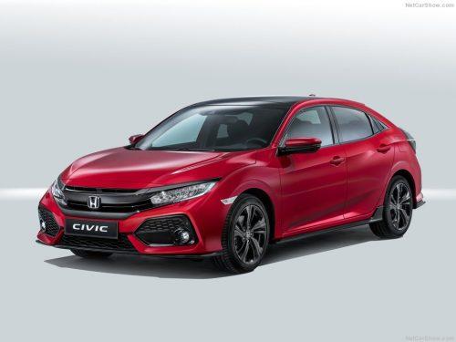 Evoluzione della specie — Nuova Honda Civic