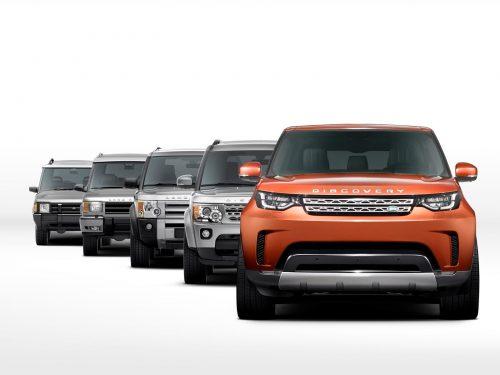 Land Rover | Arriva la NUOVA DISCOVERY