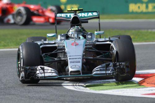 F1: Doppietta Mercedes a Monza, Rosberg recupera in campionato, Ferrari solo terza