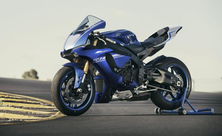 Yamaha, presentate le nuove colorazioni MY 2017