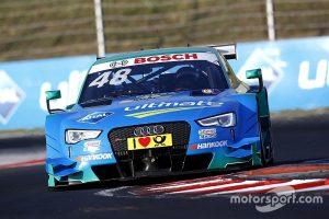 DTM | Dominio Audi con Mortara nella gara 1 ed Ekström in gara 2 in Ungheria