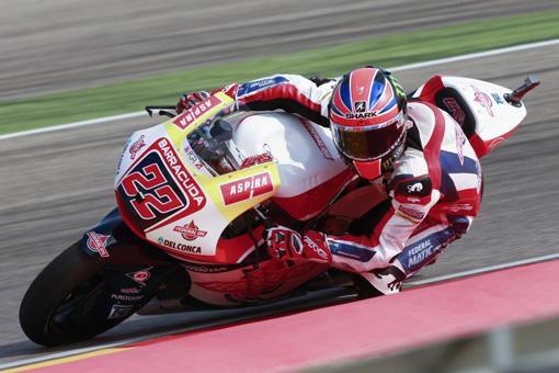 Moto2 Aragon fp1: Lowes di un soffio su Folger. Corsi 4°