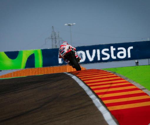 Aragon , Spagna riassunto di tutte le FP3 della MotoGP