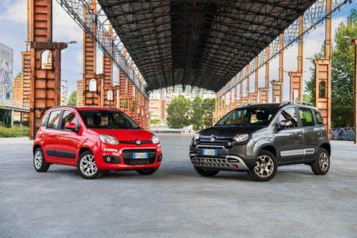 Fiat   Nuova Panda model Year 2017