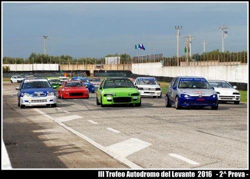 Trofeo del Levante, il resoconto della seconda prova del 2 Ottobre