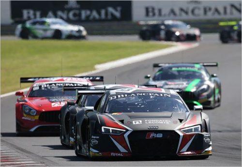 Blancapain GT | Enzo Ide vince il titolo nell'ultimo appuntamento di Barcellona