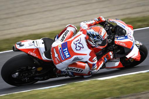 Motegi , MotoGP prove libere 1 di tutte le categorie