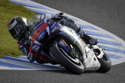 Motegi, MotoGP FP2 al comando Jorge Lorenzo
