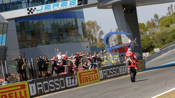 SBK Jerez – Gara 2: Davies inarrestabile, sua anche gara 2