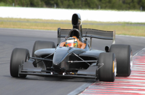 La FT5000, scenderà in pista al Muscle Car Masters del Sydney Motorsport Park