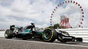 F1 | Rosberg avanti in entrambe le prove libere del Giappone