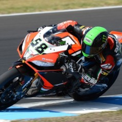 SBK, Monza: importante vittoria di Laverty in Gara2