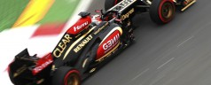 F1, Lotus cede il 35% delle quote all'Infinity Racing