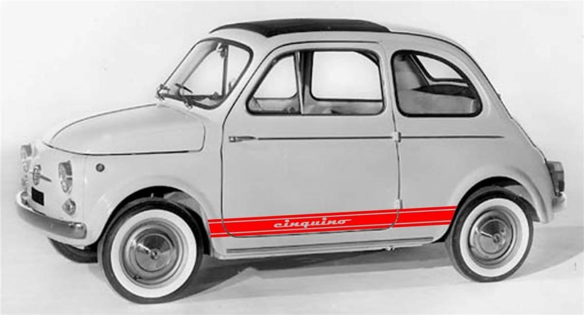Autostoriche Fiat Nuova 500 Giornale Motori Giornale