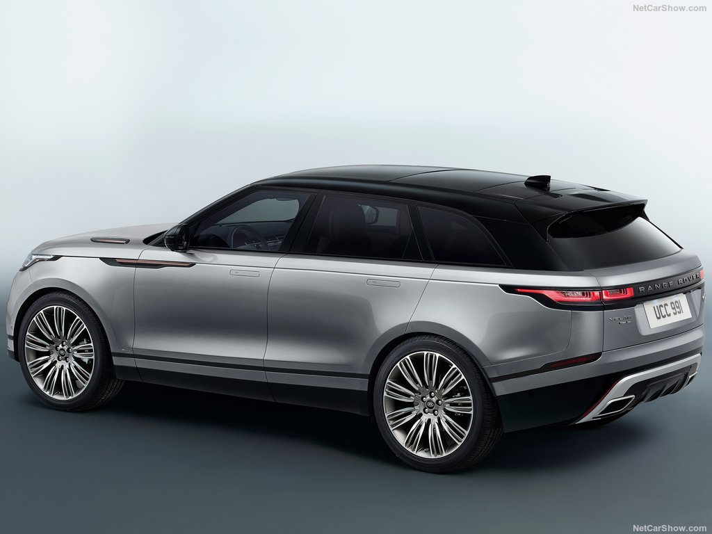 range rover velar in anteprima al salone di ginevra. Black Bedroom Furniture Sets. Home Design Ideas
